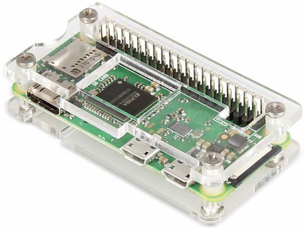 Acryl Gehäuse für Raspberry Zero-W - Produktbild 2