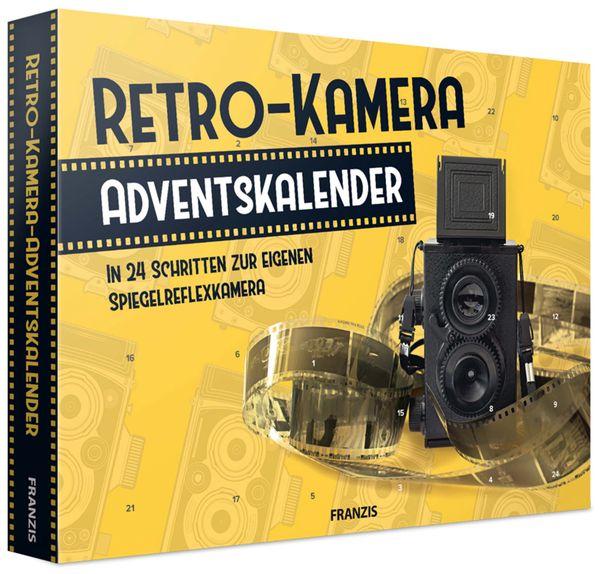 FRANZIS Retro-Kamera Adventskalender 2018