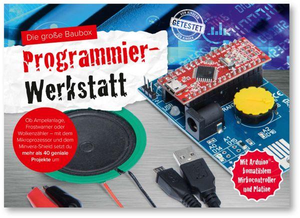 FRANZIS Die große Baubox Programmierwerkstatt - Produktbild 2