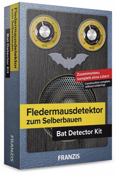 FRANZIS Fledermausdetektor zum Selberbauen - Produktbild 1
