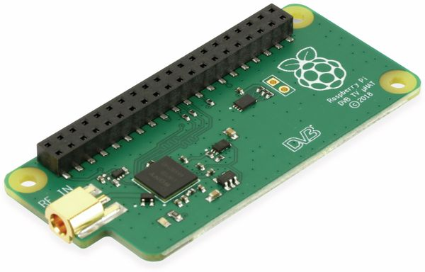 DVB TV μHAT Raspberry Pi Foundation - Produktbild 2