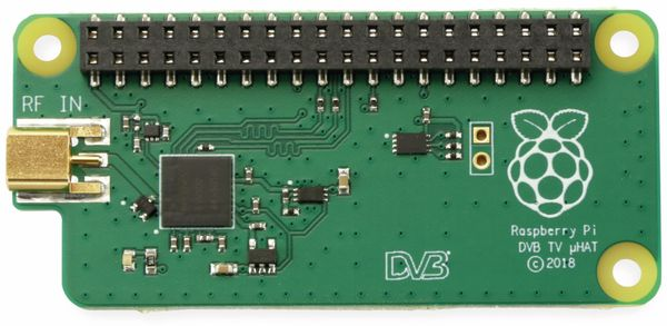 DVB TV μHAT Raspberry Pi Foundation - Produktbild 3