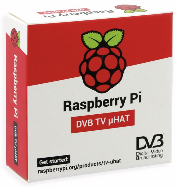 DVB TV μHAT Raspberry Pi Foundation - Produktbild 5