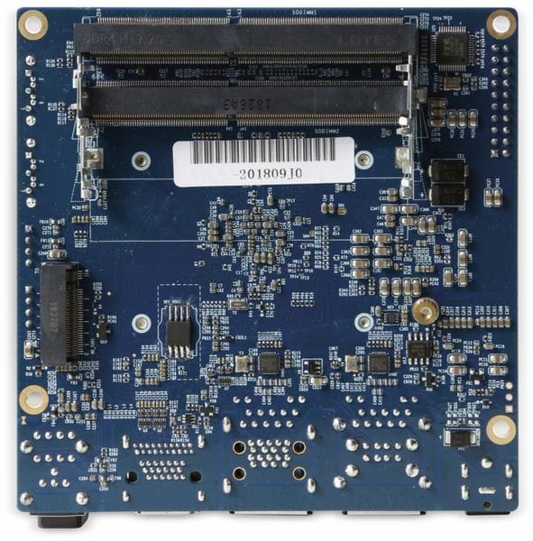 ODROID-H2 Einplatinen-Computer, Rev-B - Produktbild 3