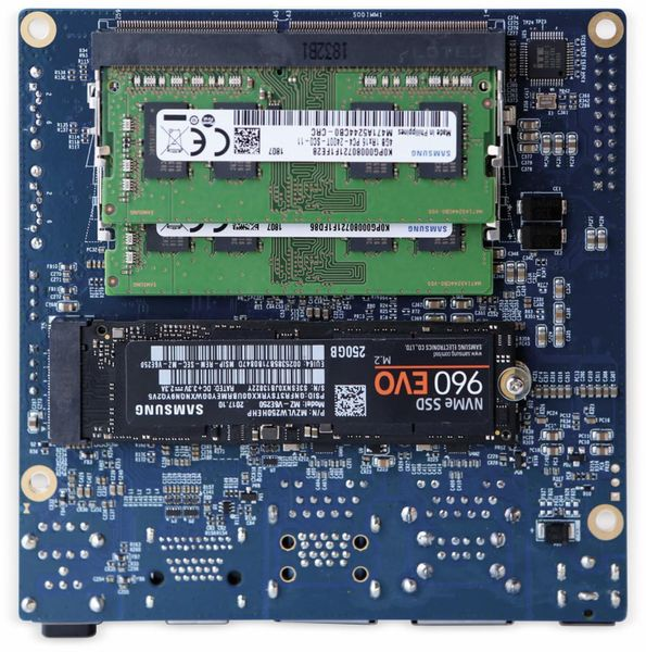 ODROID-H2 Einplatinen-Computer, Rev-B - Produktbild 4