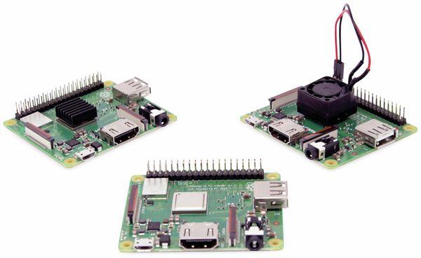 Raspberry PI 3 Model A+ - Produktbild 7