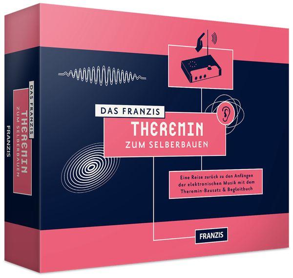 Das FRANZIS Theremin zum Selberbauen - Produktbild 1