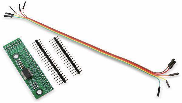 ODROID-H2 16Port I2C GPIO Board