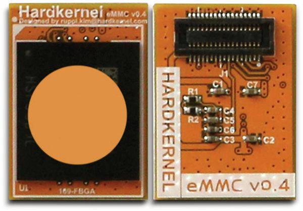 ODROID-H2 64GB eMMC Modul
