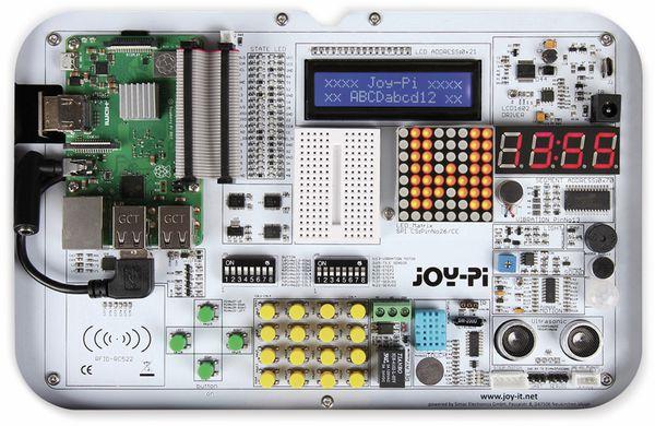 JOY-IT, JoyPi Lern und Experimentierkoffer für RPi Zero, 2B, 3B, 3B+, 4B - Produktbild 4
