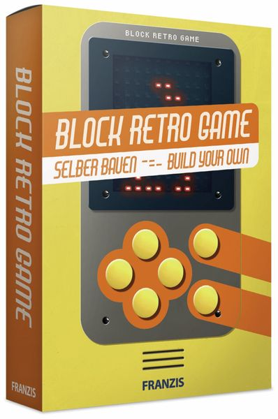 FRANZIS Block Retro Game