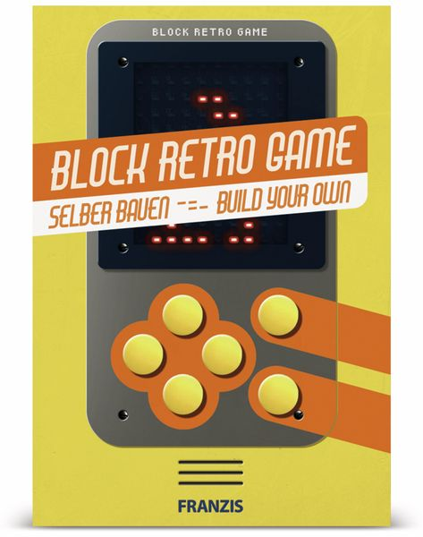 FRANZIS Block Retro Game - Produktbild 2