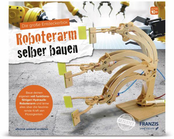 FRANZIS Roboterarm selber bauen - Produktbild 2