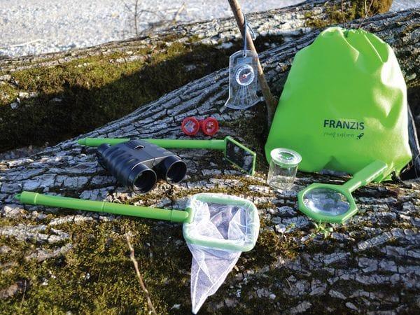Die große Entdeckerbox, Experimente für Wanderforscher, FRANZIS - Produktbild 4