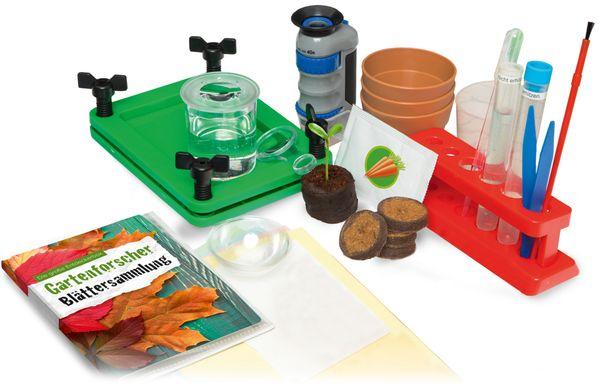 Die große Entdeckerbox, Experimente für Gartenforscher, FRANZIS - Produktbild 4