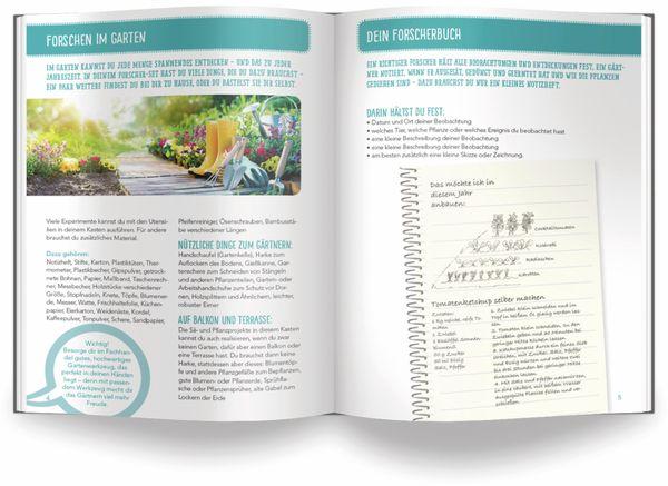 Die große Entdeckerbox, Experimente für Gartenforscher, FRANZIS - Produktbild 5