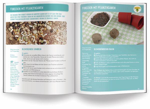 Die große Entdeckerbox, Experimente für Gartenforscher, FRANZIS - Produktbild 6