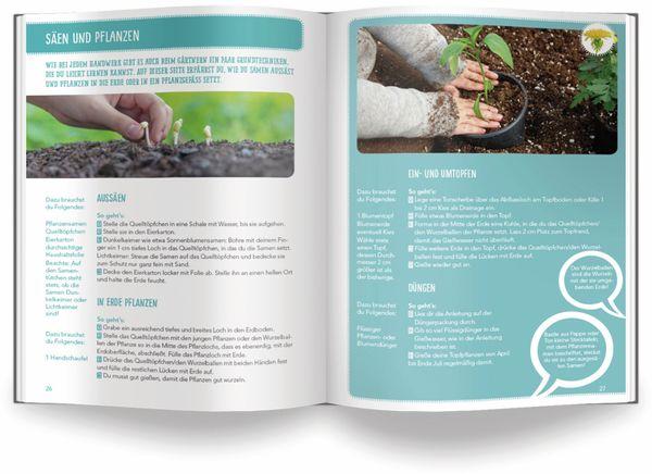 Die große Entdeckerbox, Experimente für Gartenforscher, FRANZIS - Produktbild 9