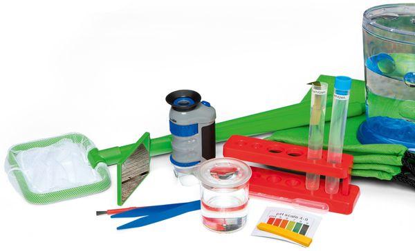 Die große Entdeckerbox, Experimente für Wasserforscher, FRANZIS - Produktbild 5