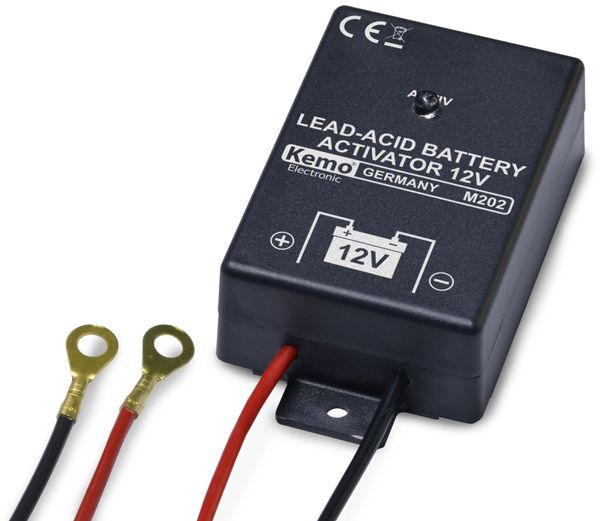 Bleiakku-Aktivator - Refresher 12 V, Kemo, M202