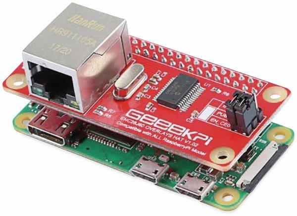Netzwerk Adapter Modul Enc28j60 für Rpi Zero - Produktbild 3