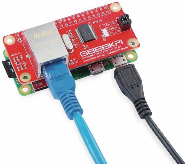 Netzwerk Adapter Modul Enc28j60 für Rpi Zero - Produktbild 4