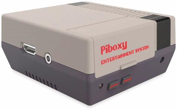 """NES Gehäuse""""Piboxy"""" mit Controller und FB für RPi"""