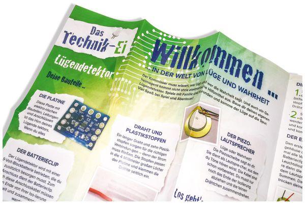 FRANZIS Das Technik-Ei, Lügendetektor - Produktbild 3