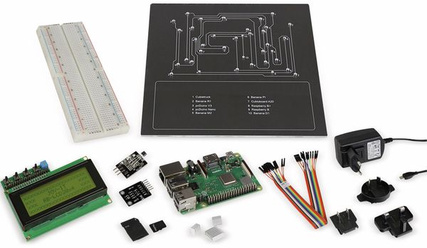 Raspberry Pi 3B+Sensor Set
