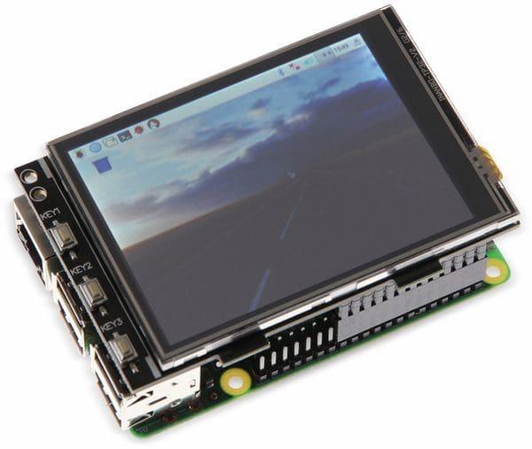 """JOY-IT 3,2"""" (8,13 cm) TFT Display mit LED Hintergrundbeleuchtung"""