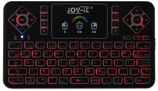 JOY-IT Mini Wireless Keyboard - Produktbild 2