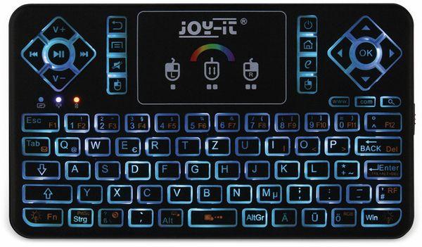 JOY-IT Mini Wireless Keyboard - Produktbild 4