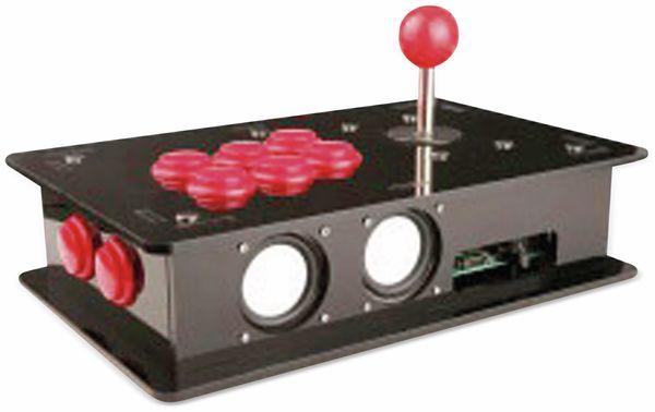 Raspberry Pi Retro Game Arcade DIY Kit - Produktbild 2