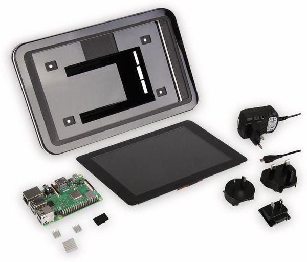 Raspberry Pi 3B+Tablet-PC Set
