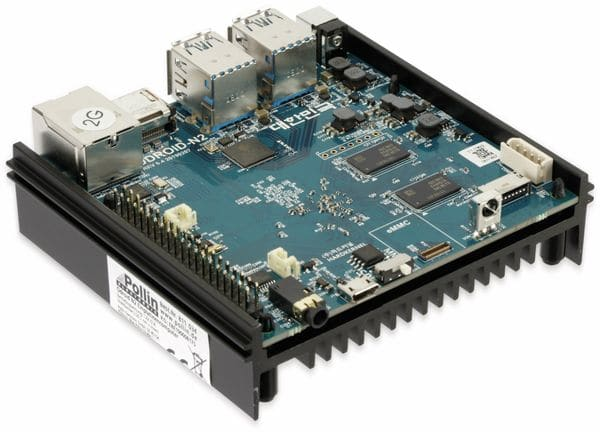 ODROID-N2 Einplatinen-Computer mit 2 GByte RAM - Produktbild 5