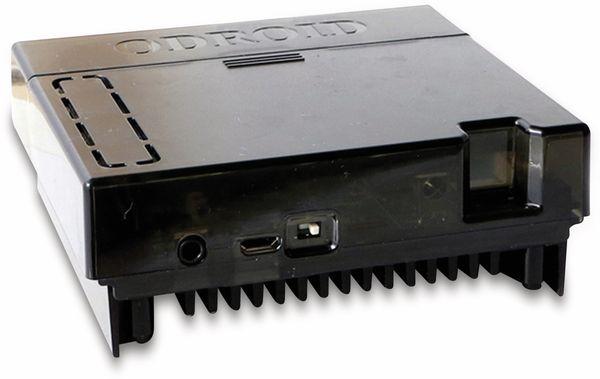 ODROID-N2 Gehäuse transparent - schwarz - Produktbild 4