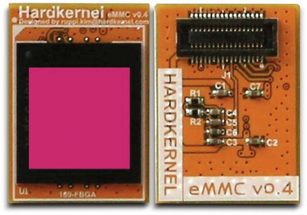 ODROID-N2 eMMC Modul, 32GB, mit Linux