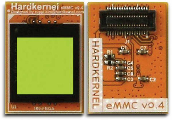 ODROID-N2 eMMC 5.0 Modul, 32 GB, mit Android