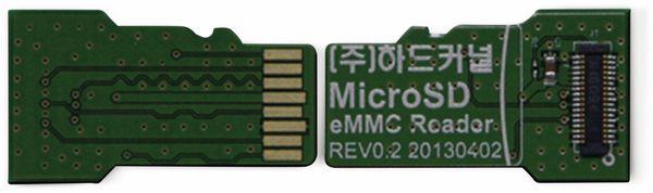 ODROID eMMC-microSD Kartenleser Adapter