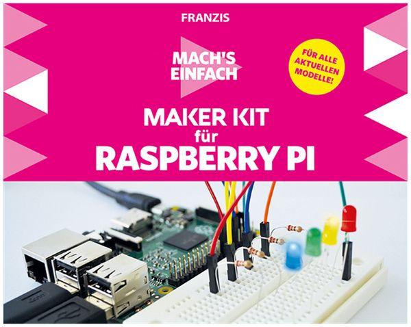 FRANZIS Mach´s einfach: Maker Kit für RPi - Produktbild 2