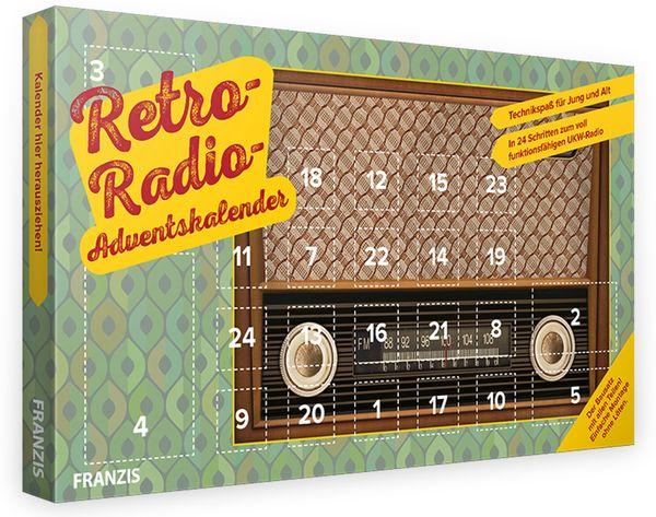 FRANZIS Retro-Radio Adventskalender 2019