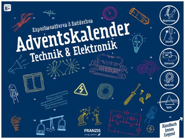 FRANZIS Adventskalender Technik & Elektronik - Produktbild 2