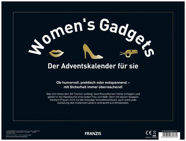 FRANZIS Adventskalender Women´s Gadgets - Produktbild 2