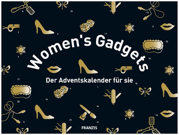 FRANZIS Adventskalender Women´s Gadgets - Produktbild 3