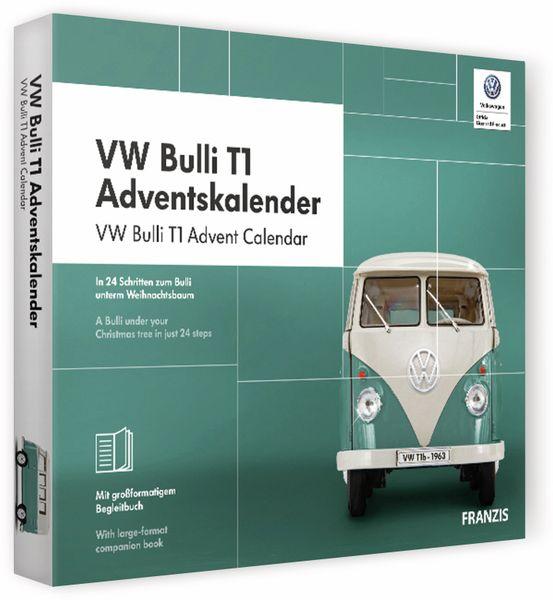 FRANZIS VW Bulli T1 Adventskalender 2019