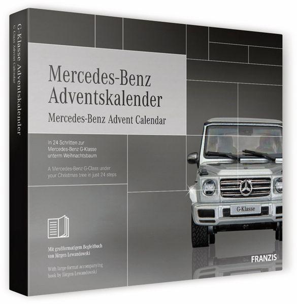 FRANZIS Mercedes-Benz Adventskalender 2019 - Produktbild 2