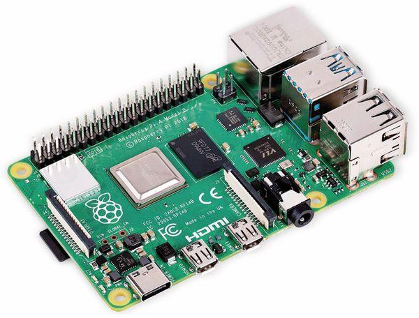 Raspberry Pi 4 Model B 1GB - Produktbild 2