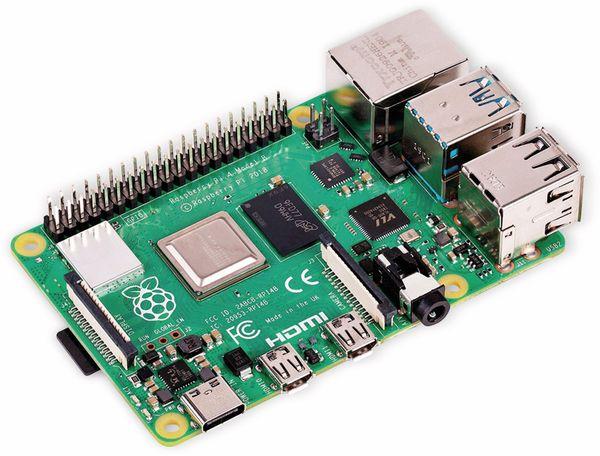 Raspberry Pi 4 Model B 2GB - Produktbild 2