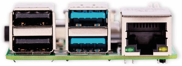Raspberry Pi 4 Model B 4GB - Produktbild 4