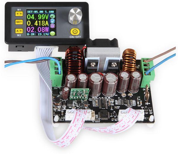 JOY-IT Programmierbares Labornetzteil 50 V/ 5 A, DPH5005 - Produktbild 4
